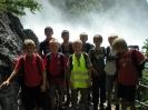 Gruppenausflug Taifuns Rheinfall _85