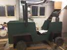 Im Calvaro sine Traktor